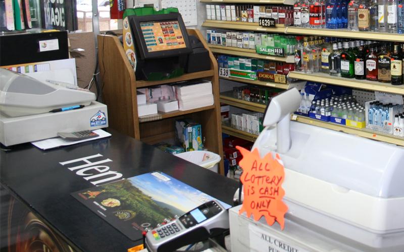 Florida Lotto & Scratch Offs